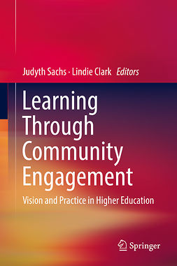 Clark, Lindie - Learning Through Community Engagement, ebook