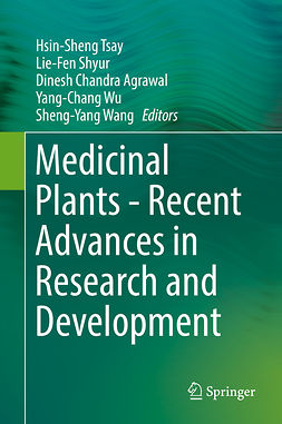 Agrawal, Dinesh Chandra - Medicinal Plants - Recent Advances in Research and Development, e-kirja