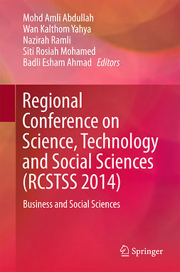 Abdullah, Mohd Amli - Regional Conference on Science, Technology and Social Sciences (RCSTSS 2014), e-kirja