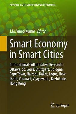 Kumar, T. M. Vinod - Smart Economy in Smart Cities, ebook