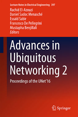 Benjillali, Mustapha - Advances in Ubiquitous Networking 2, e-bok