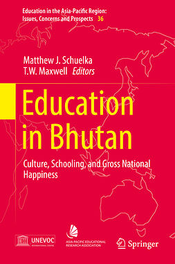 Maxwell, T.W. - Education in Bhutan, e-kirja