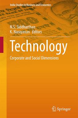 Narayanan, K. - Technology, e-bok