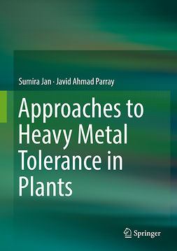 Jan, Sumira - Approaches to Heavy Metal Tolerance in Plants, ebook