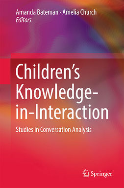 Bateman, Amanda - Children's Knowledge-in-Interaction, ebook