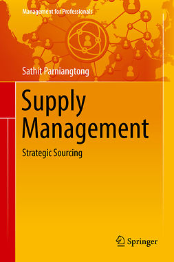 Parniangtong, Sathit - Supply Management, e-bok