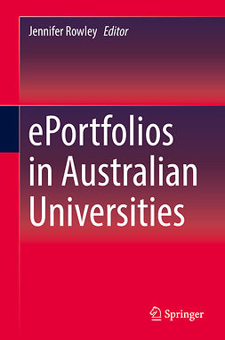 Rowley, Jennifer - ePortfolios in Australian Universities, ebook