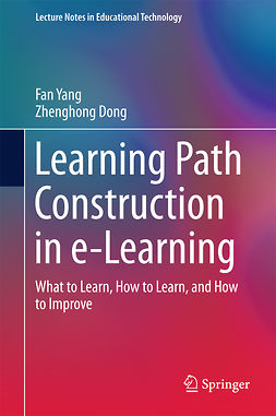 Dong, Zhenghong - Learning Path Construction in e-Learning, ebook