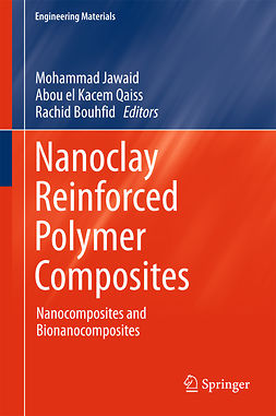, Mohammad Jawaid - Nanoclay Reinforced Polymer Composites, e-bok