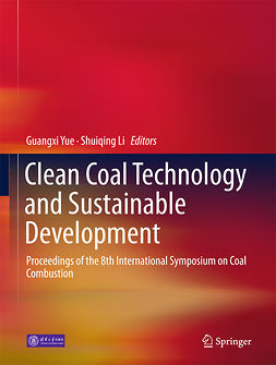 Li, Shuiqing - Clean Coal Technology and Sustainable Development, ebook