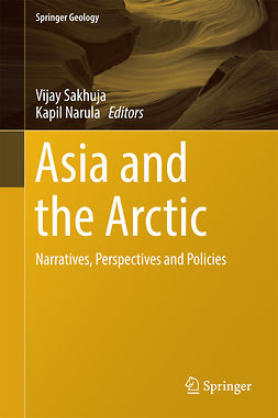 Narula, Kapil - Asia and the Arctic, ebook