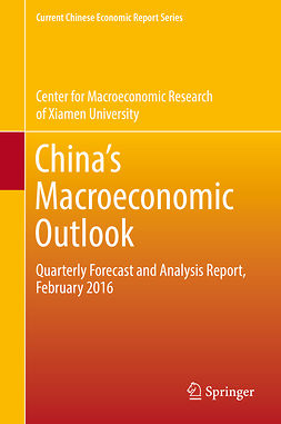 University, Center for Macroeconomic Research of Xiamen - China's Macroeconomic Outlook, ebook