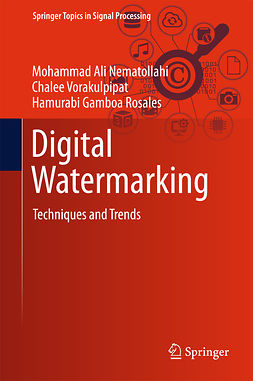 Nematollahi, Mohammad Ali - Digital Watermarking, ebook