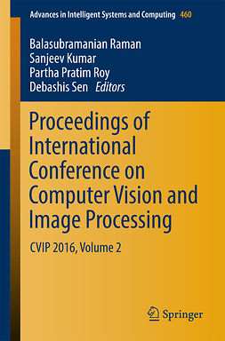 Kumar, Sanjeev - Proceedings of International Conference on Computer Vision and Image Processing, e-bok