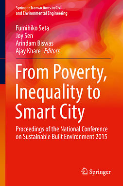 Biswas, Arindam - From Poverty, Inequality to Smart City, e-kirja