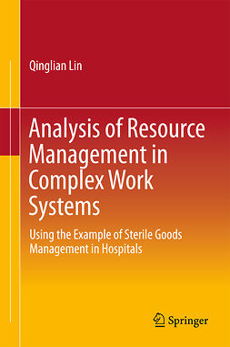 Lin, Qinglian - Analysis of Resource Management in Complex Work Systems, ebook