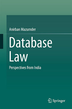 Mazumder, Anirban - Database Law, ebook