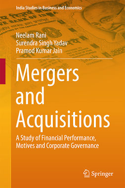Jain, Pramod Kumar - Mergers and Acquisitions, ebook