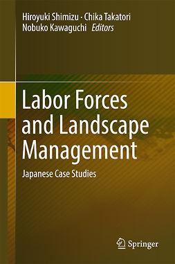 Kawaguchi, Nobuko - Labor Forces and Landscape Management, ebook