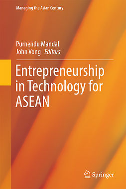 Mandal, Purnendu - Entrepreneurship in Technology for ASEAN, ebook