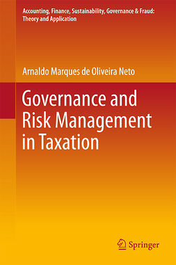 Neto, Arnaldo Marques de Oliveira - Governance and Risk Management in Taxation, e-kirja