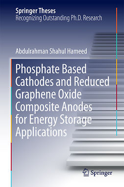 Hameed, Abdulrahman Shahul - Phosphate Based Cathodes and Reduced Graphene Oxide Composite Anodes for Energy Storage Applications, ebook