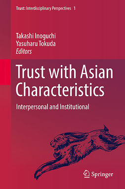 Inoguchi, Takashi - Trust with Asian Characteristics, ebook