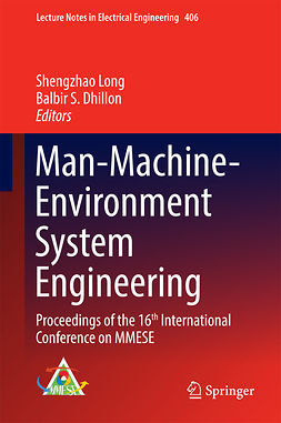 Dhillon, Balbir S. - Man-Machine-Environment System Engineering, ebook