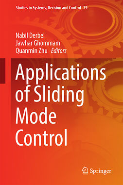 Derbel, Nabil - Applications of Sliding Mode Control, e-bok