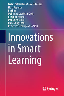 Chen, Nian-Shing - Innovations in Smart Learning, ebook