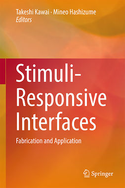 Hashizume, Mineo - Stimuli-Responsive Interfaces, ebook