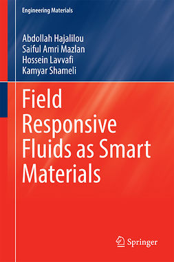 Hajalilou, Abdollah - Field Responsive Fluids as Smart Materials, ebook