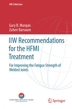 Barsoum, Zuheir - IIW Recommendations for the HFMI Treatment, ebook