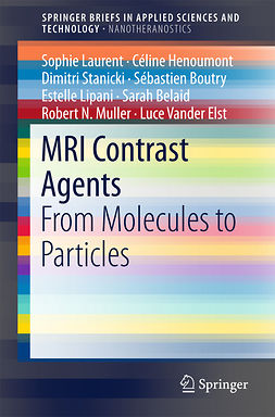 Belaid, Sarah - MRI Contrast Agents, ebook
