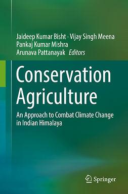 Bisht, Jaideep Kumar - Conservation Agriculture, e-kirja