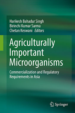 Keswani, Chetan - Agriculturally Important Microorganisms, ebook