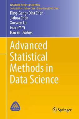 Chen, Ding-Geng - Advanced Statistical Methods in Data Science, e-kirja