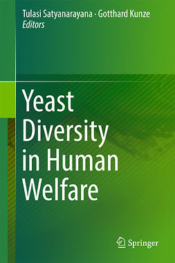 Kunze, Gotthard - Yeast Diversity in Human Welfare, ebook