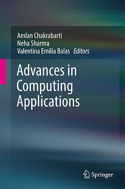Balas, Valentina Emilia - Advances in Computing Applications, ebook