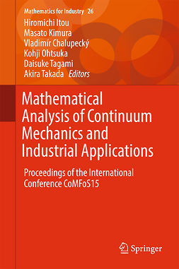 Chalupecký, Vladimír - Mathematical Analysis of Continuum Mechanics and Industrial Applications, e-bok