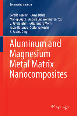 Ceschini, Lorella - Aluminum and Magnesium Metal Matrix Nanocomposites, ebook