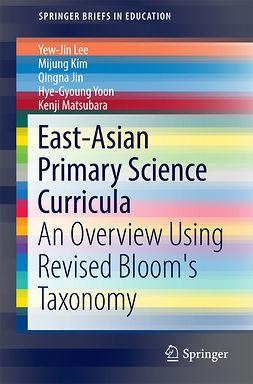Jin, Qingna - East-Asian Primary Science Curricula, ebook
