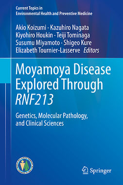 Houkin, Kiyohiro - Moyamoya Disease Explored Through RNF213, ebook