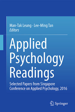 Leung, Man-Tak - Applied Psychology Readings, e-kirja
