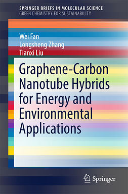 Fan, Wei - Graphene-Carbon Nanotube Hybrids for Energy and Environmental Applications, ebook