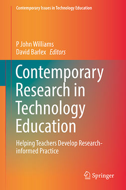 Barlex, David - Contemporary Research in Technology Education, e-kirja