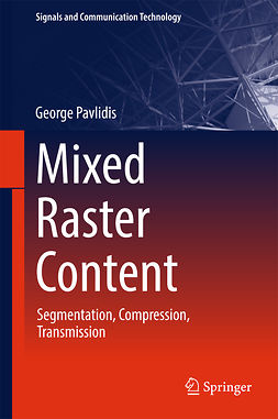 Pavlidis, George - Mixed Raster Content, ebook