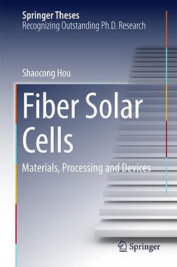 Hou, Shaocong - Fiber Solar Cells, ebook