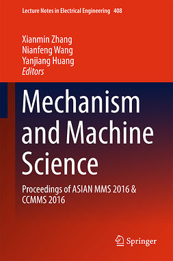 Huang, Yanjiang - Mechanism and Machine Science, ebook