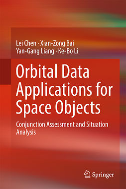 Bai, Xian-Zong - Orbital Data Applications for Space Objects, ebook